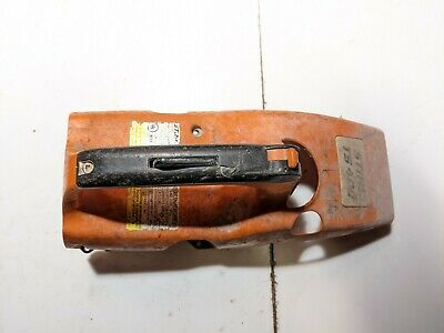Stihl Ts 400 Concrete Cut Off Saw Handle Rear Cylinder Cover Shroud Trigger 040