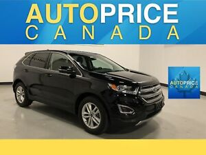 2017 Ford Edge SEL NAVIGATION|PANOROOF|LEATHER