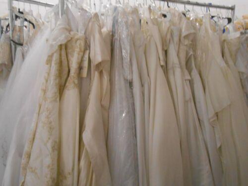 HUGE LOT OF NEW WEDDING DRESSES