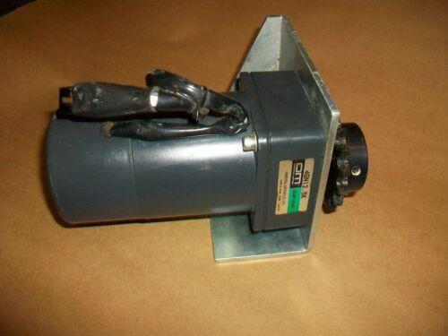 Oriental Gear Motor 4IK25GN-SM  25watt  220v 3phase w/ 4GN12.5K Gearhead