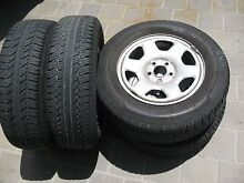 Ford Escape x4 standard rims with tyres Yanchep Wanneroo Area Preview