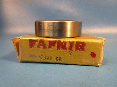 Fafnir 2mm303wicr Angular Contact Precision Single Ball Bearing Timken Skf