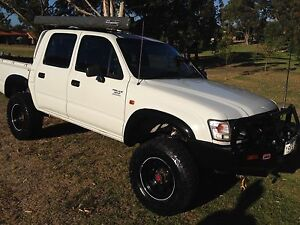 2004 Toyota Hilux Ute PRICE LOWED!! OPEN TO OFFERS! Perth Perth City Area Preview
