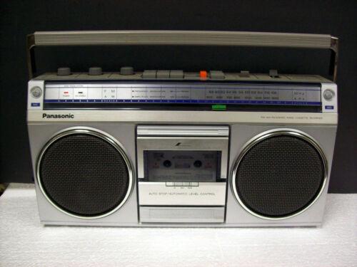 Panasonic RX4940 Vintage Boombox - Serviced -