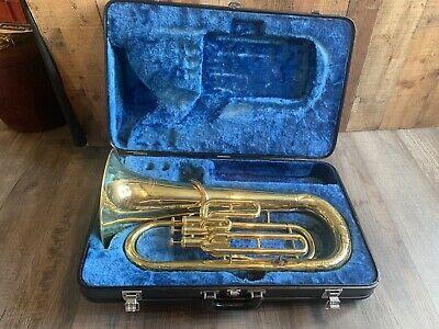 Yamaha YEP 201 Baritone Euphonium With Case