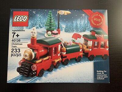 LEGO Christmas Train 2015 (40138) Retired NIB