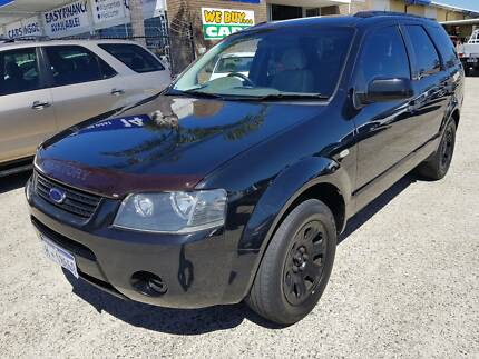 2006 Ford Territory TX Wagon Auto RWD Tow Bar (Great Looking) Wangara Wanneroo Area Preview