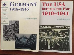 SHP Germany******1945 & The USA Between the Wars******1941 Heathridge Joondalup Area Preview