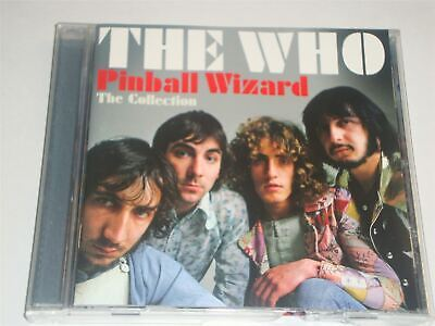 The Who - Pinball Wizard - The Greatest Hits Collection CD Album