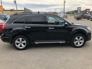 2010 Acura MDX Tech with Low Kms