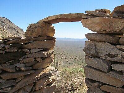 Gold Mining Claim Harcuver Mtns Wenden Arizona Lode AZ Copper Silver Shaft Adit
