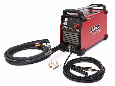 Lincoln Electric Tomahawk 1000 Plasma Cutter With 25 Foot Hand Torch K2808-1