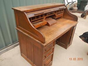 Roll top desk Kalamunda Kalamunda Area Preview