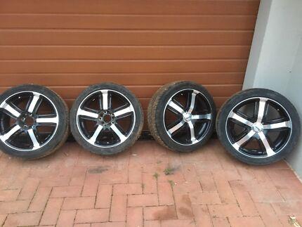 Advanti Mag Wheels