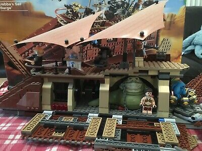 Lego Star Wars set 75020 Jabba's Sail Barge - USED IN BOX