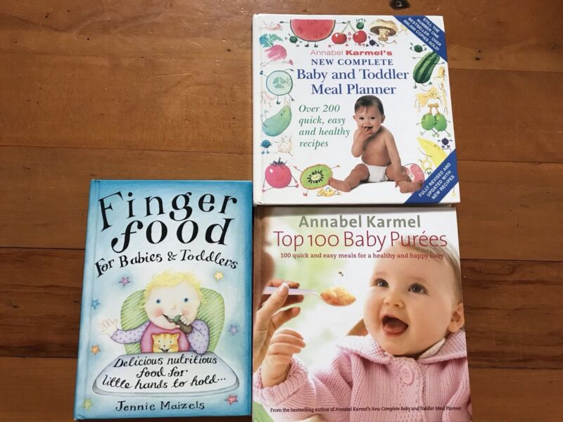 Annabel karmel baby pure books feeding gumtree australia annabel karmel baby pure books forumfinder Image collections
