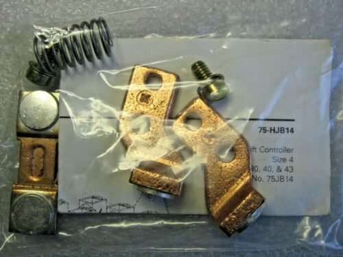 Genuine Siemens 75JB14 Single Pole Contact Kit for Size 4 Contactors Starters