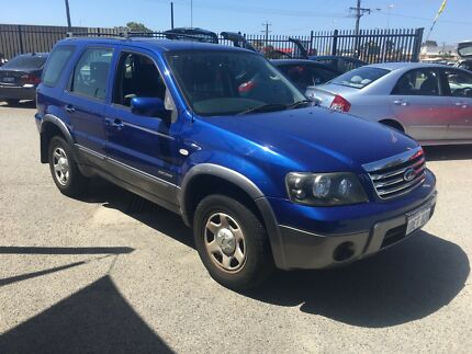 2006 Ford Escape Automatic SUV Wangara Wanneroo Area Preview