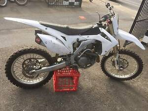 HONDA CRF 450 X 2006 WRECKING St Agnes Tea Tree Gully Area Preview