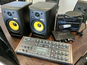 home music production kit Salisbury Brisbane South West Preview