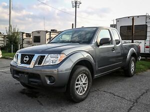 2016 Nissan Frontier SV 4X4 Bluetooth, CD, cruise control, power