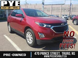2018 Chevrolet Equinox LT - ONLY 15,000KMS! BLUETOOTH, WIFI!