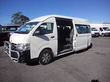2011 TOYOTA HIACE COMMUTER BUS DIESEL AUTO SERVICE HISTORY Currumbin Waters Gold Coast South Preview