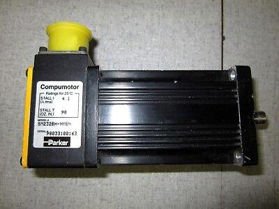 Parker Compumotor Sm232bh-nmsn Servo Motor 25c 4.1 A Mms 98 Oz. In.