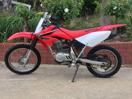 CRF80F Motorbike