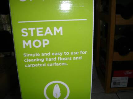 Optim Steam Mop - Brand New in Box - from Godfreys