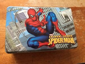 Marvel's Spider-man tin can 2011