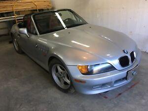 BMW Z3 peu échanger