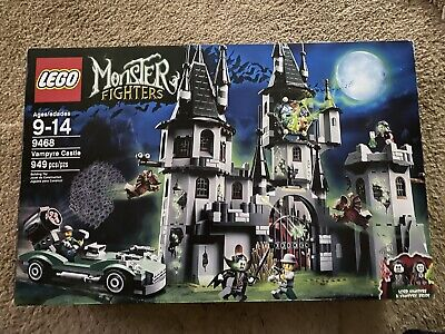 LEGO Castle Vampyre (9468)