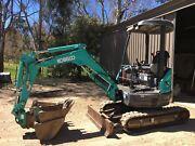 Kobelco excavator  Mansfield Mansfield Area Preview