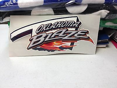 New Oklahoma Blaze Heat Press Transfer Design