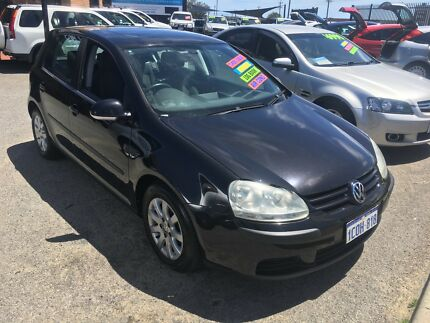 2005 Volkswagen Golf Hatchback Turbo Diesel Comfortline Automatic