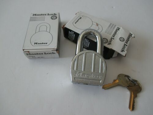 Master Lock 220KA Padlocks (Qty 2 - Both Keyed Alike)