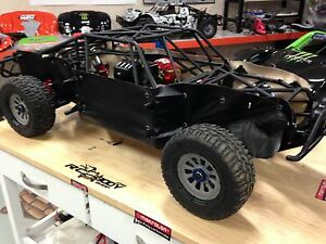 Losi 5IVE T Body - Dirt Skirts