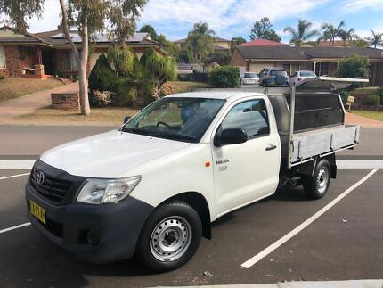 2012 Toyota Hilux Currans Hill Camden Area Preview