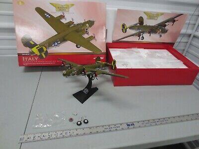 CORGI Aviation Archive 1/72 Diecast B-24H Liberator 464th Bomber Group WWII Ital
