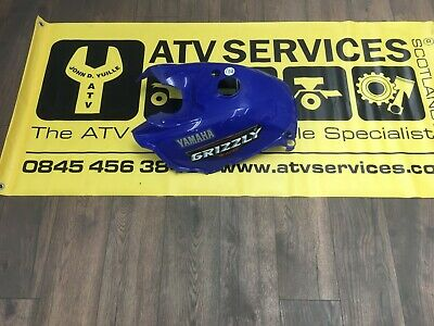 TANK COVER FOR YAMAHA 450IRS ATV/QUAD BIKE BLUE, used for sale  Ayr