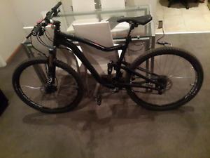 Avanti Coppermine 29er Mountain Bike Dual Suspension MTB XL