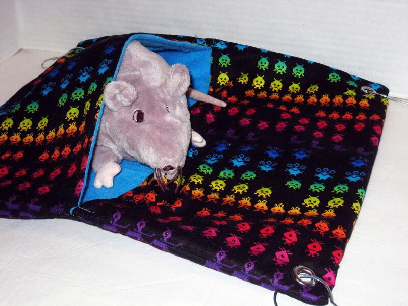 Custom/Made to Order Pocket Hammock - Ferret Hamster Rat  Sugar Glider