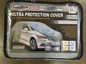 New Super-Shield  Car Cover