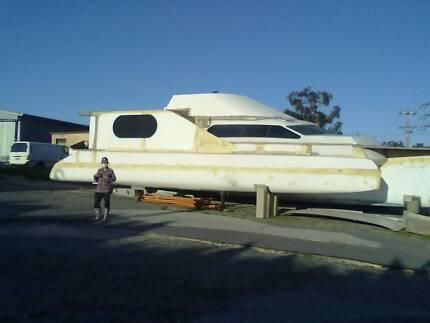 Large cruising tri