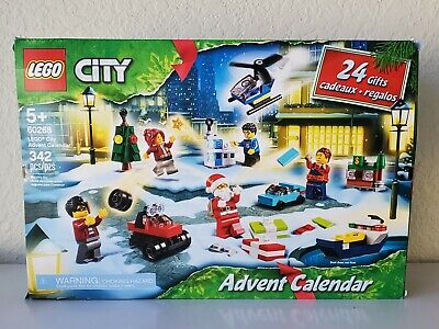 LEGO City Advent Calendar 60268 Building Toy