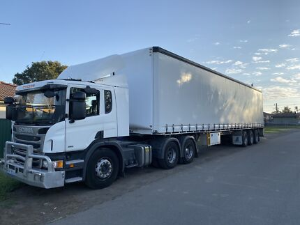 Owner driver looking for work Quakers Hill Blacktown Area Preview
