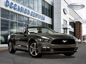 2016 Ford Mustang V6 CAMÉRA+CUIR 2 TONS