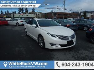 2013 Lincoln MKZ Memory Seat, Radio Data System, Leather Upho...