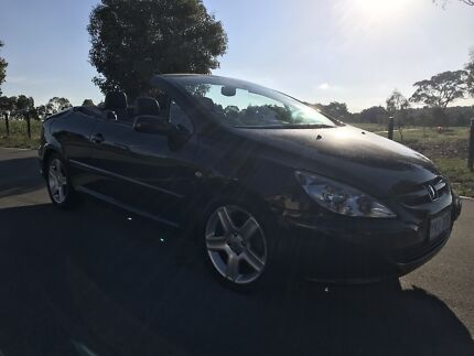2004 Peugeot Convertable CC SPORT, low kms, MUST SELL THIS WEEKEND!